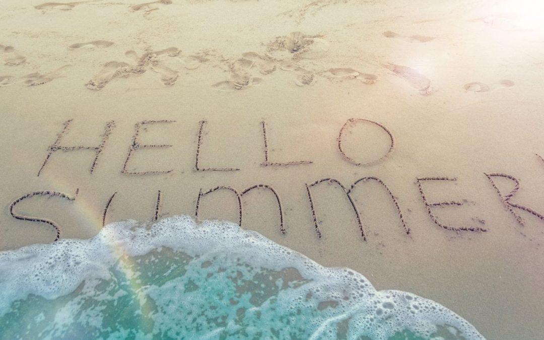Zomertijd? Tijd voor zomer!